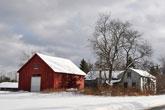 Image Alan Ruuska-Barn on Bayberry Hill
