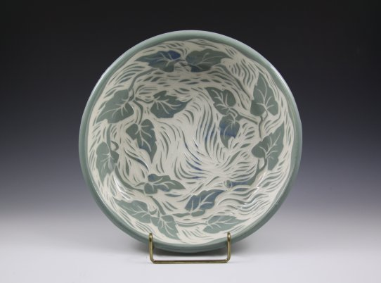 Image Paul Barry Ceramic Plate