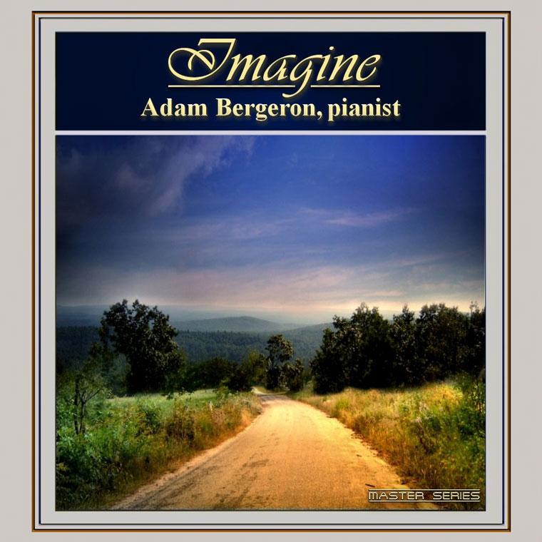 Image Bergeron Imagine CD cover