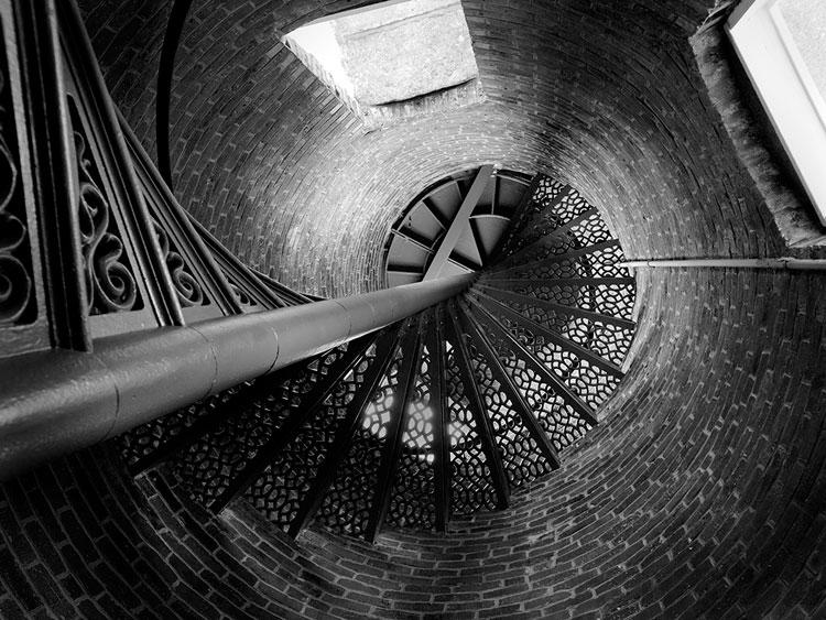 Image Guy Biechele-Lighthouse Interior