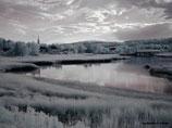 Image Guy Biechele-Sheepscot Village