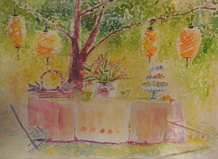 Image Donna Eaton-Garden Party