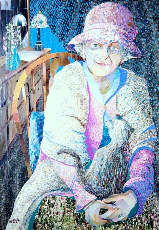 Image Len Haug - Aunt Lottie