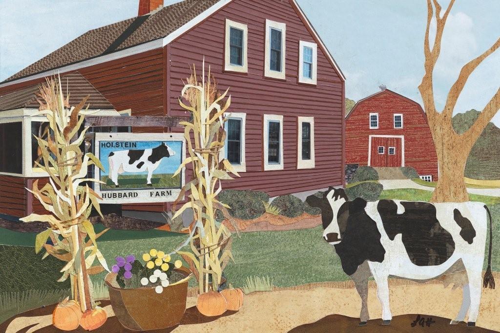Image Len Haug - Hubbard Farm