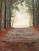 Image Len Haug-The Path