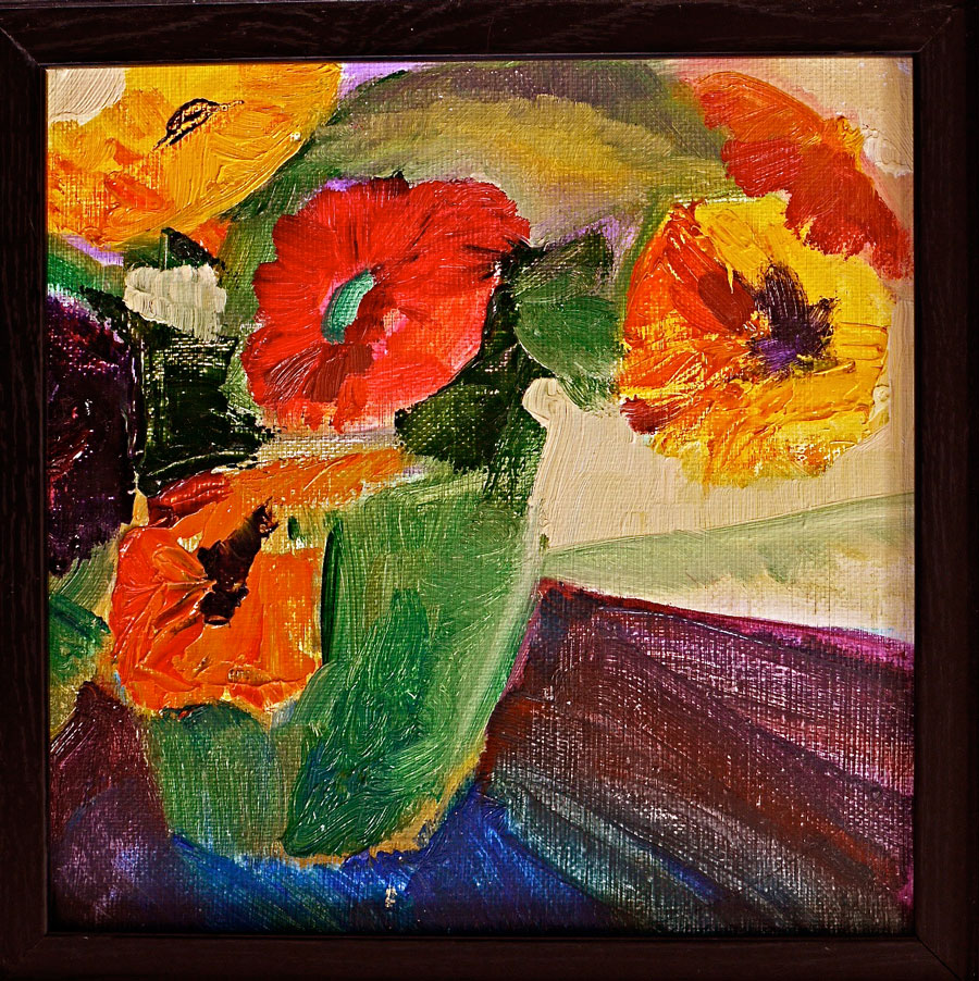 Image Joanne Holtje Painting