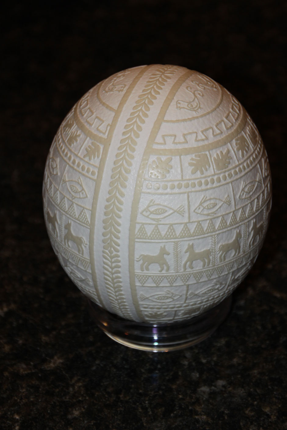 Image Susie Chaote-Hand-Painted Egg