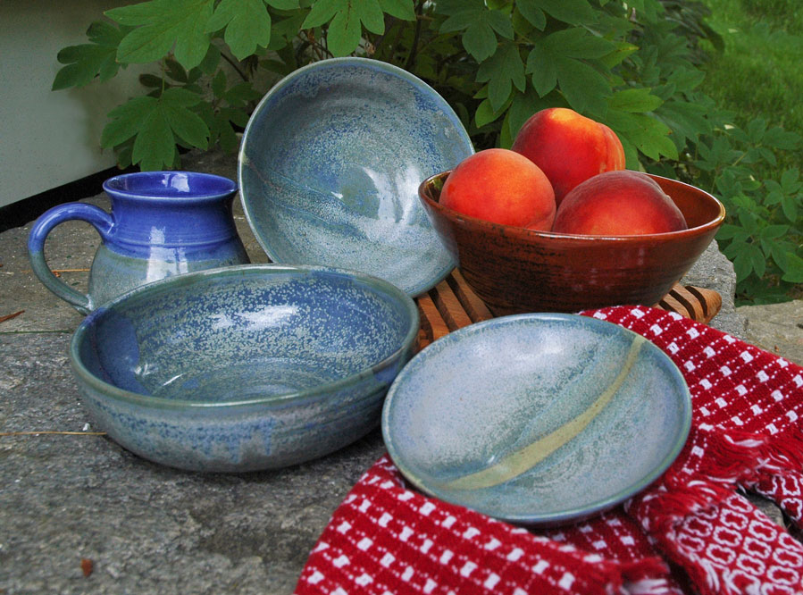 Image Chris Justice Pottery