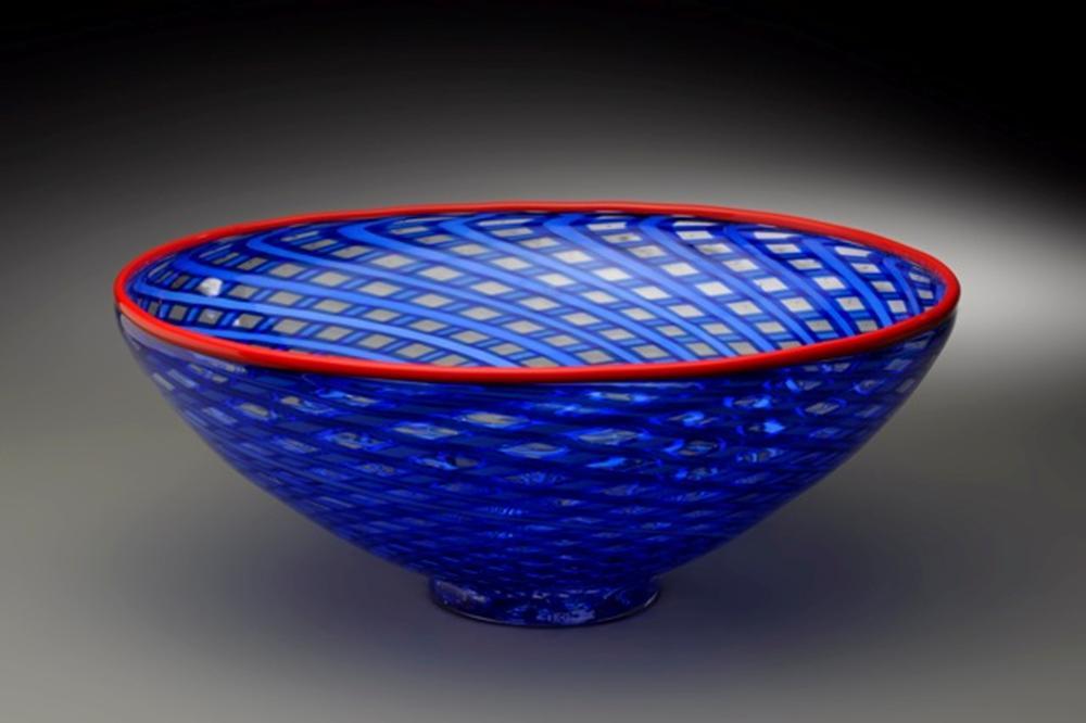 Image Jordana Korsen-Blown Glass Bowl