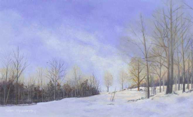 Image Nan McCarthy-Winter Trees