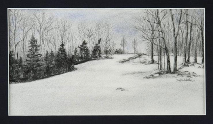 Image  Sasha Wolfe-Winter Trees