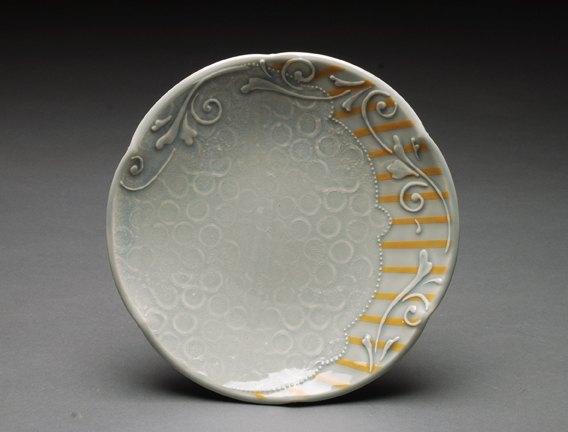 Image Kristen Kieffer Ceramic Plate