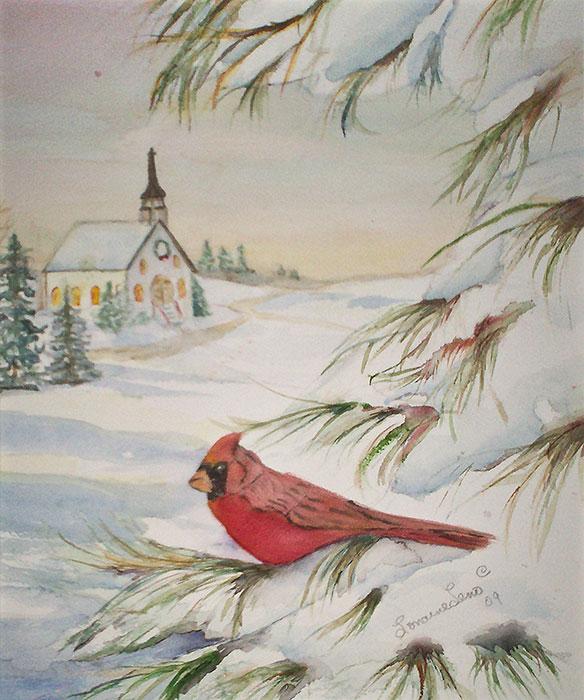 Image Lorraine Leno Watercolor
