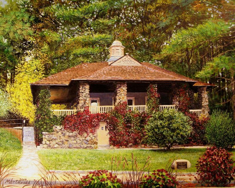 Image Lori MacDonald-Stone House Remembered