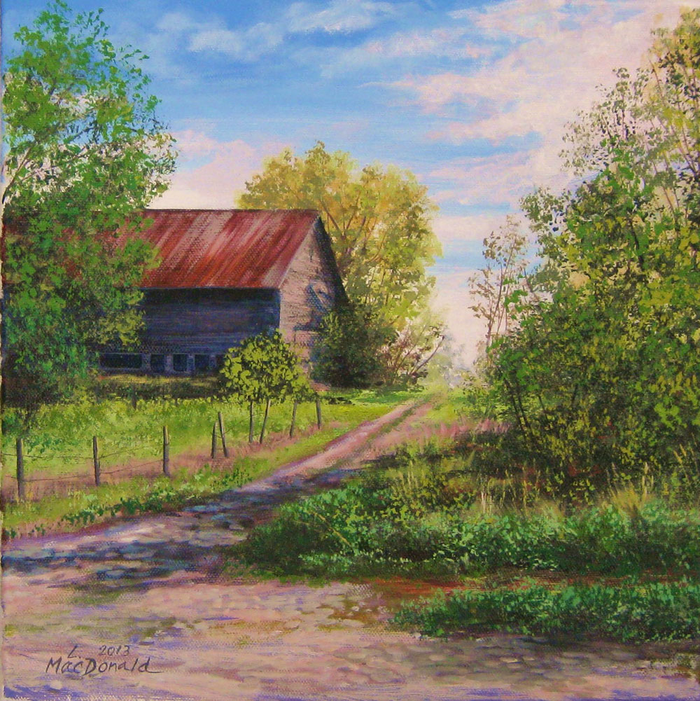 Image Lori MacDonald-The Farm Road