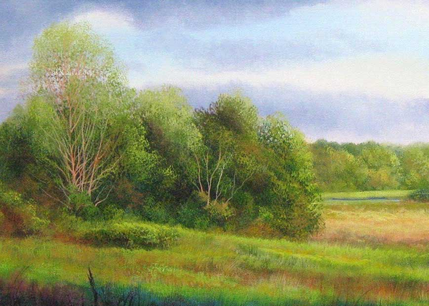 Image Lori MacDonald -The Meadow