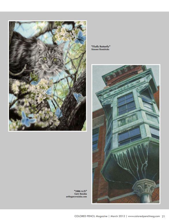 Image Gary Ruuska-Colored Pencil Magazine