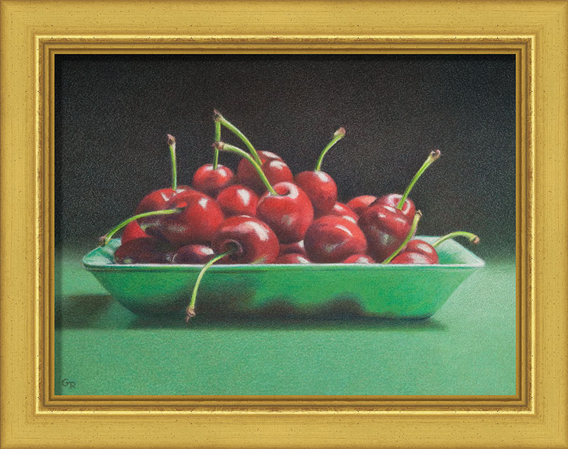 Image Gary Ruuska-Fresh Cherries