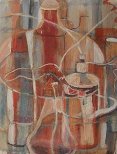 Memories III by Carolyn Kiefer