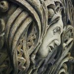 Romanesque Face
