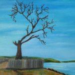 Tree at Lake Wyliesc