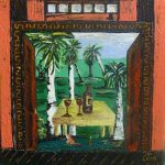 Retirement, Acrylic Painting