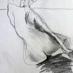 """Graphite, 11"""" x 14"""", 2006"""