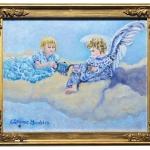 Angelic Tea Time-Corrine Goodrich