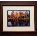 Autumn Along the River-Guy Biechele