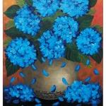 Happy Hydrangeas-Jacqueline Sheehan