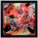Hidden Behind Circles-Karen Fortier