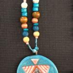 Seahorse Necklace-Deb Giordano
