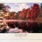 Calendar New England Scenes 2021-Michael Pelegrini