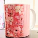 Daisies Mug-Janet Reed