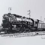 Notecard Train-Chuck Heidorn