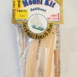 Sailboat Wood Kit