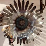 Steel Sunflower-Matt Dunn